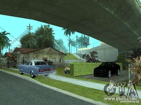 Mega Cars Mod for GTA San Andreas seventh screenshot