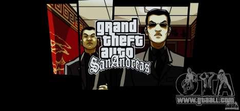 HD Loadscreens v1.01 for GTA San Andreas third screenshot