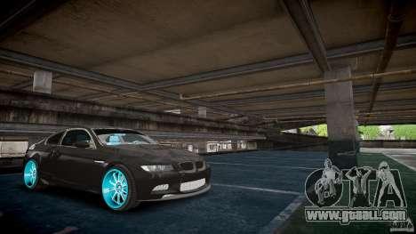 BMW E92 for GTA 4