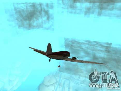 Bombs for airplanes for GTA San Andreas second screenshot