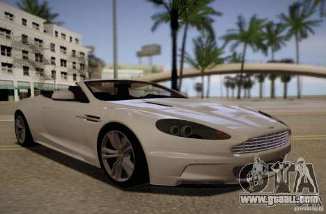 CreatorCreatureSpores Graphics Enhancement for GTA San Andreas