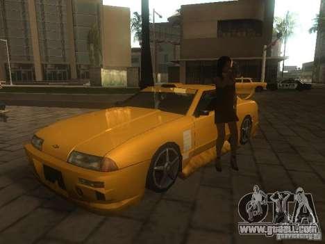 Reality GTA v2.0 for GTA San Andreas second screenshot