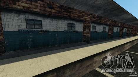 Laguna Seca [HD] Retexture for GTA 4 sixth screenshot