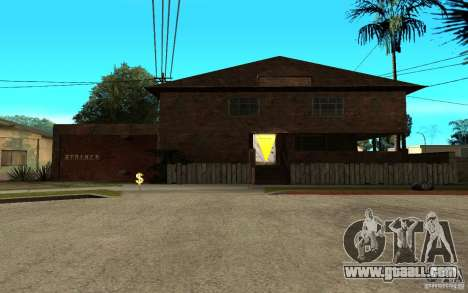 S.T.A.L.K.E.R House for GTA San Andreas