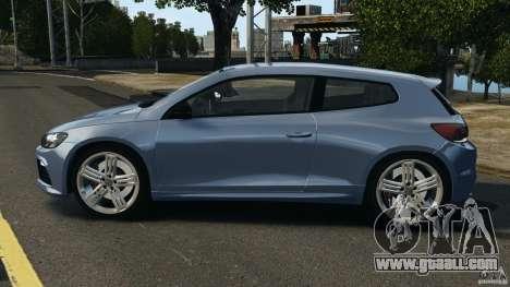 Volkswagen Scirocco R v1.0 for GTA 4 left view