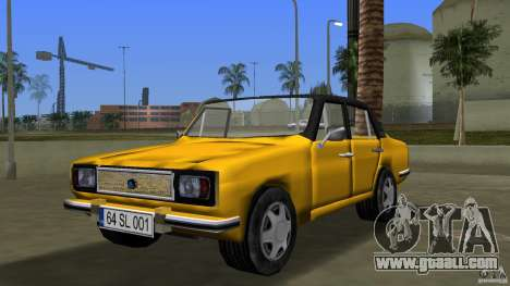 Anadol A1 SL for GTA Vice City