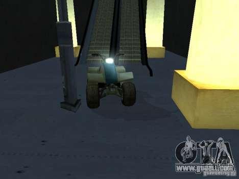 Greatland-Grèjtlènd v0.1 for GTA San Andreas second screenshot