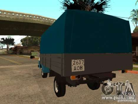RAPH 33111 for GTA San Andreas back left view
