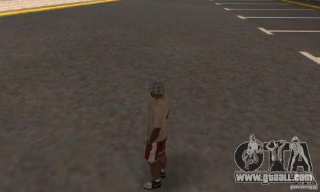 Nike Shoes for GTA San Andreas second screenshot