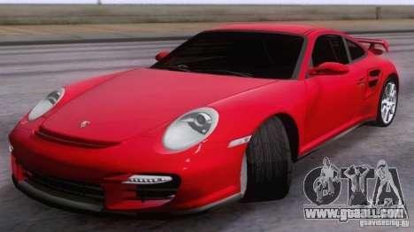 Porsche 911 GT2 for GTA San Andreas back left view