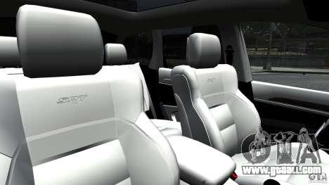 Jeep Grand Cherokee STR8 2012 for GTA 4 side view