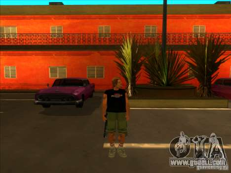 Phil for GTA San Andreas