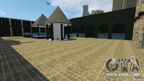 Grand Mosque of Diyarbakir for GTA 4 sixth screenshot