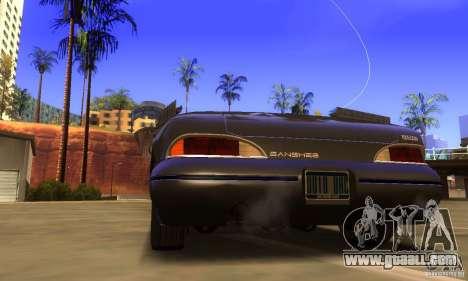 New Banshee [HD] for GTA San Andreas right view