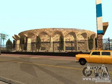 A new stadium in Los Santos for GTA San Andreas