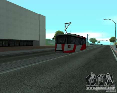 LM-2008 for GTA San Andreas right view