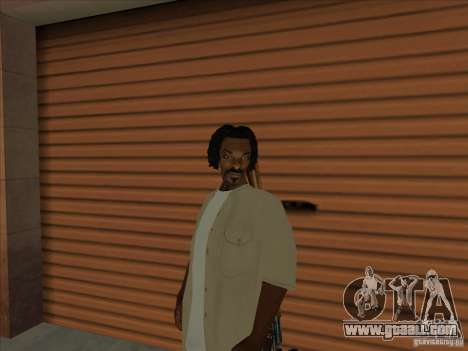 Snoop Dogg Ped for GTA San Andreas