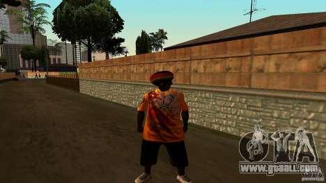 Jamaican Guy for GTA San Andreas