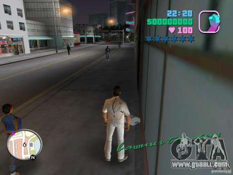 Pak new skins for GTA Vice City seventh screenshot