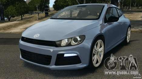 Volkswagen Scirocco R v1.0 for GTA 4