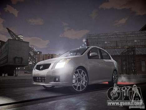 Nissan Sentra SE-R Spec V for GTA 4