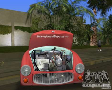 FSO Syrena for GTA Vice City