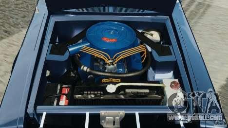 AMC Gremlin 1973 for GTA 4 side view