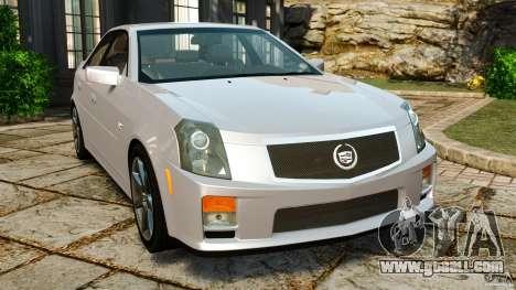 Cadillac CTS-V 2004 for GTA 4