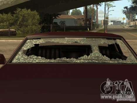 Realistic damage for GTA San Andreas sixth screenshot