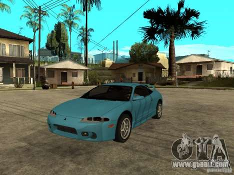 Mitsubishi Eclipse 1998 Need For Speed Carbon for GTA San Andreas