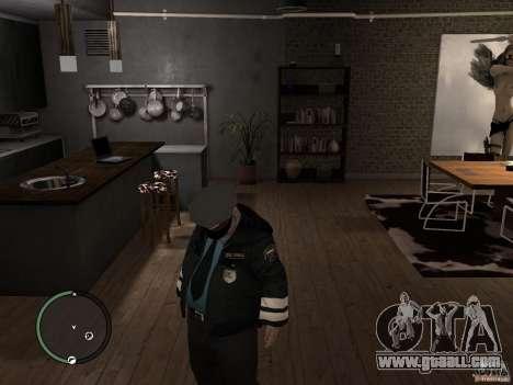 Russian Cops for GTA 4 second screenshot