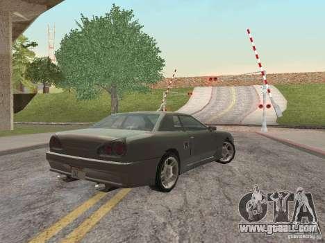 LowEND PCs ENB Config for GTA San Andreas fifth screenshot
