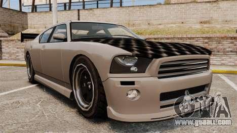 Buffalo street racer for GTA 4