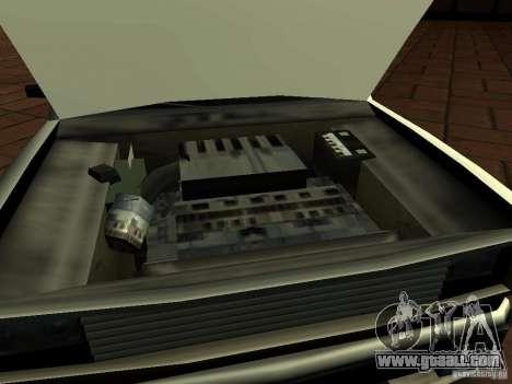 New Tuned Bobcat for GTA San Andreas right view