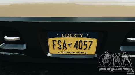 Chevrolet Suburban GMT900 2008 v1.0 for GTA 4