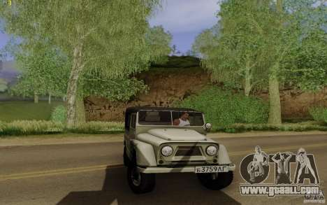 UAZ 460B for GTA San Andreas