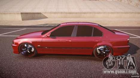 BMW M5 E39 Hamann [Beta] for GTA 4 left view