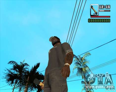 Rocket m-24 for GTA San Andreas second screenshot