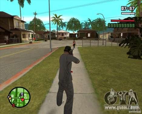 GTA IV Target v.1.0 for GTA San Andreas fifth screenshot