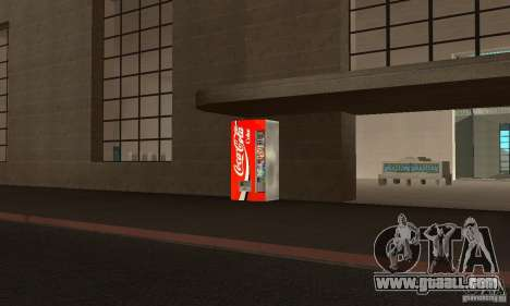 Cola Automat 3 for GTA San Andreas second screenshot