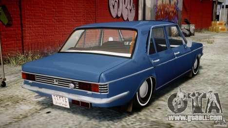 Peykan 1348 1970 for GTA 4 right view
