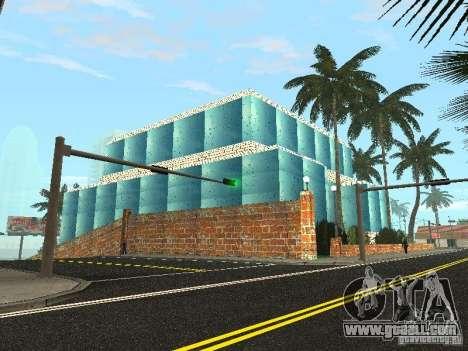 Obnovlënyj Hospital of Los Santos v. 2.0 for GTA San Andreas eighth screenshot