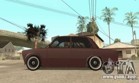 VAZ 2106 Street Style for GTA San Andreas