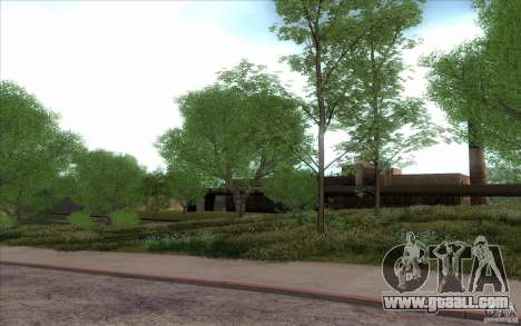 Project Oblivion HQ V1.1 for GTA San Andreas