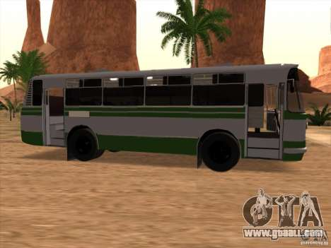 New scripts for buses. 2.0 for GTA San Andreas second screenshot