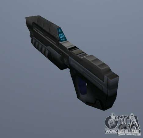 MA5B-Sturmgewehr beta v.1.0 for GTA Vice City second screenshot