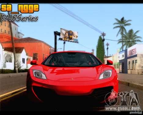SA_NGGE ENBSeries for GTA San Andreas