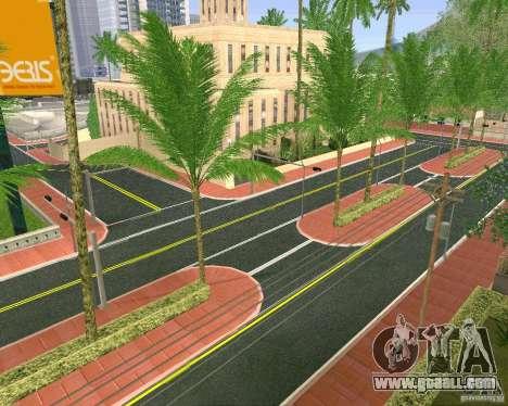 New Textures Of Los Santos for GTA San Andreas ninth screenshot