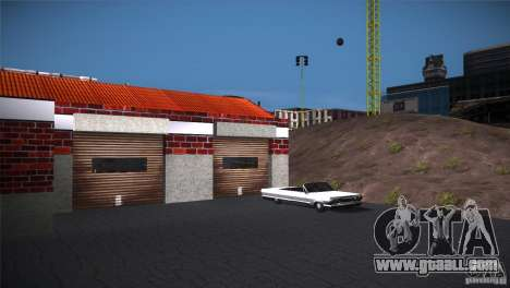 San Fierro Upgrade for GTA San Andreas second screenshot
