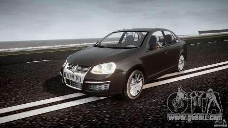 Volkswagen Jetta 2008 for GTA 4
